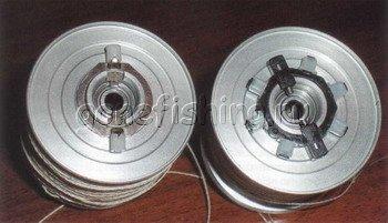 устройство магнитного тормоза мультипликаторной катушки