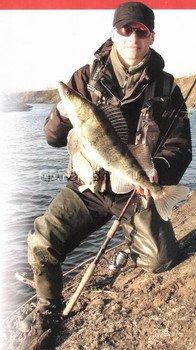 Спиннинг судак рыбалка весна джиг